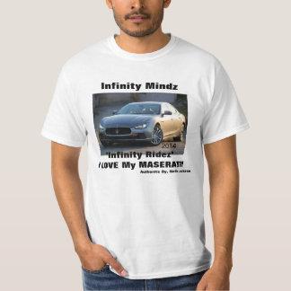 "iMz ""Maserati"" ad T-Shirt"