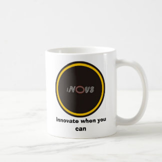 in0v8, Innovate when you can Coffee Mug