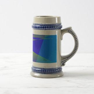 In a Blue Sky Coffee Mugs