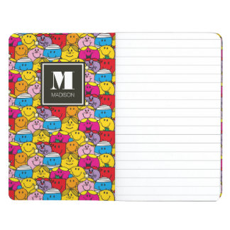In A Crowd Pattern | Add Your Name Journals