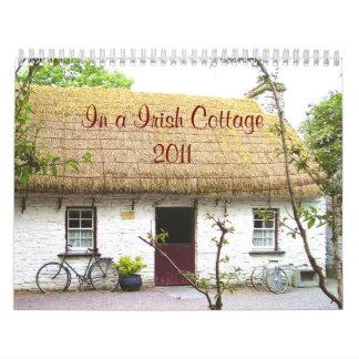 In a Irish Cottage 2011 Calendar