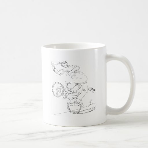 In A Spin Coffee Mugs
