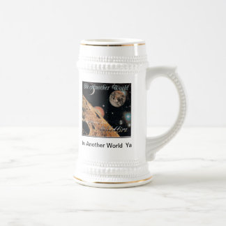 In Another World 18 Oz Beer Stein