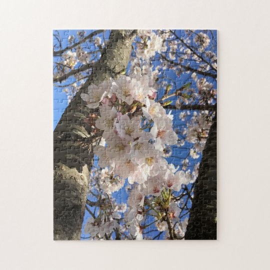 In April Jigsaw Puzzle