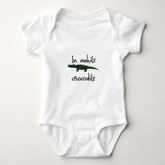in awhile crocodile baby bodysuit