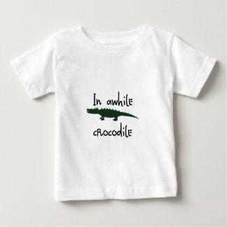 in awhile crocodile baby T-Shirt