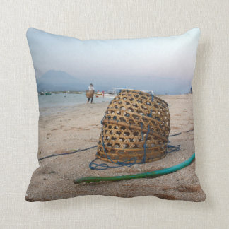 In Balinese pillow