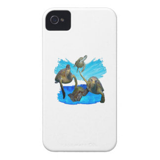 IN BEAUTIFUL WATERS iPhone 4 Case-Mate CASE