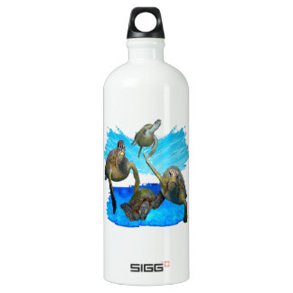 IN BEAUTIFUL WATERS WATER BOTTLE