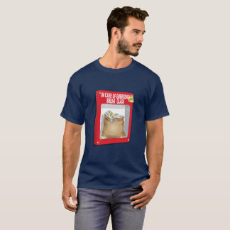 In box off emergency station-wagon knell T-Shirt