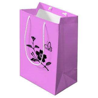 In branch cherry tree medium shade flying medium gift bag