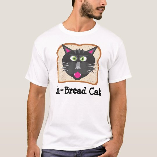 In-Bread Cat T-Shirt