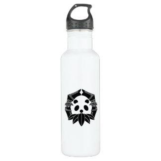 In change bamboo circle panda 710 ml water bottle