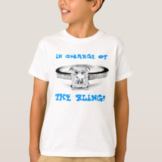 In Charge of The Bling T-Shirt