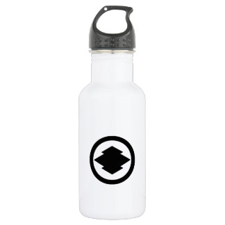 In circle pine skin water caltrop 532 ml water bottle