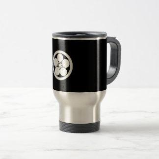 In circle plum bowl travel mug