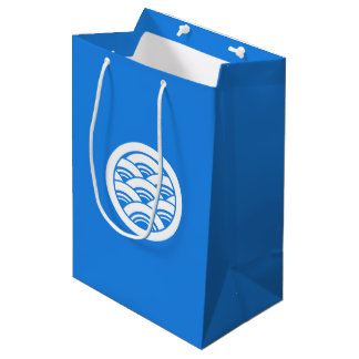 In circle Seikai wave Medium Gift Bag