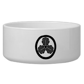 In circle three Kashiwa Pet Water Bowl