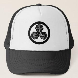 In circle three Kashiwa Trucker Hat