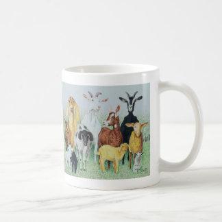 In Clover Coffee Mug