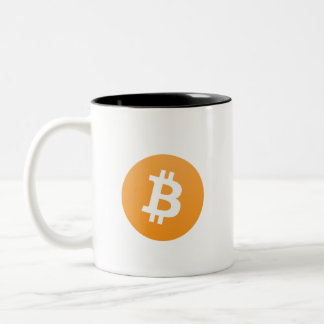 In Crypto We Trust Bitcoin Mug