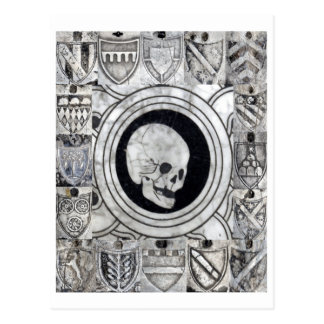 In Death Postcard