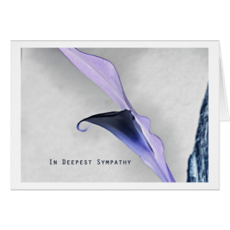 in DTE plague sympathy Card