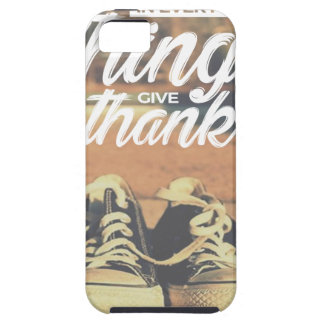 In Everything Give Thanks iPhone 5 Case