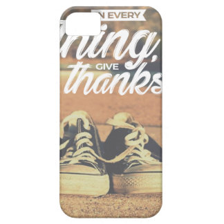 In Everything Give Thanks iPhone 5 Cover