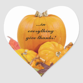 In Everything Give Thanks! Stickers