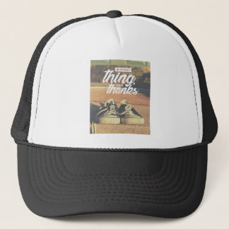 In Everything Give Thanks Trucker Hat