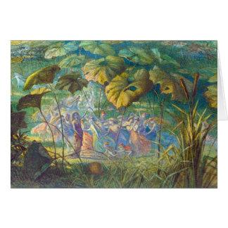 In Fairyland: An Elfin Dance Card