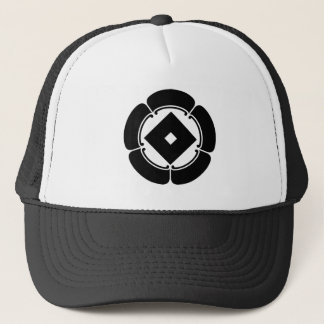 In five melons nail claw trucker hat