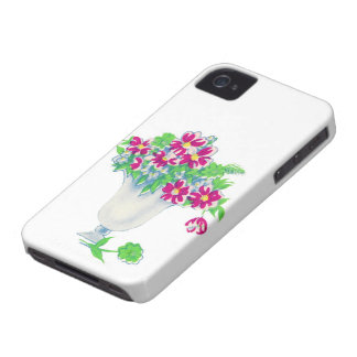 In Full Bloom Blackberry Case