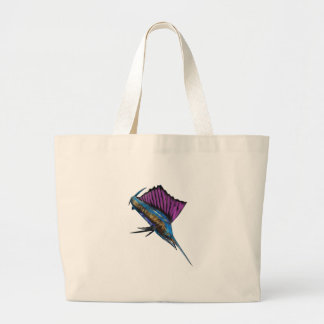 IN FULL PURSUIT LARGE TOTE BAG