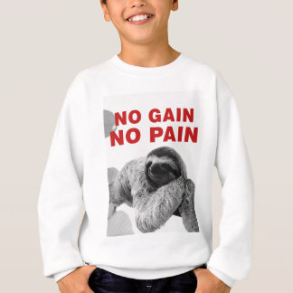 in gain in pain sweatshirt