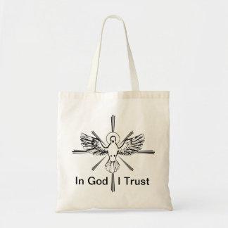 In God I Trust Tote Bag