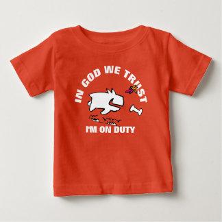 IN GOD WE TRUST BABY T-Shirt