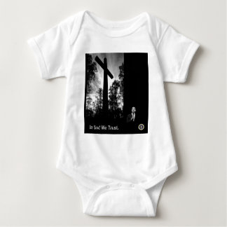 In God We Trust - Barack Obama Baby Bodysuit