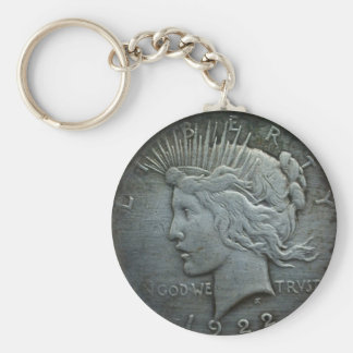 In GOD we trust - Coin of 1922 Keychain