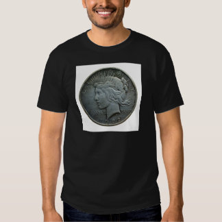 In GOD we trust - Coin of 1922 T-shirts