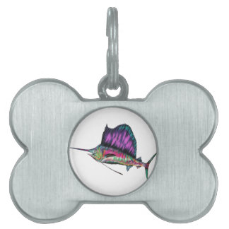 In Gods Hands Pet ID Tag