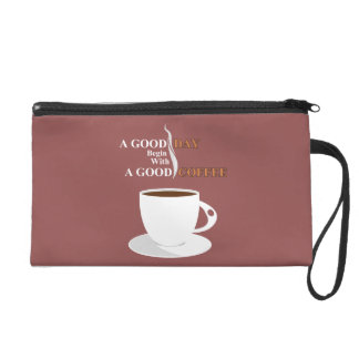In Good Day Wristlet Purses