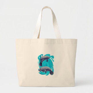 IN GREAT COMPANY LARGE TOTE BAG
