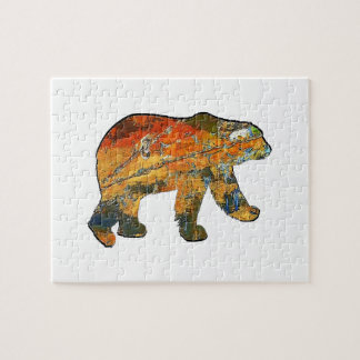 In Great Stride Jigsaw Puzzle