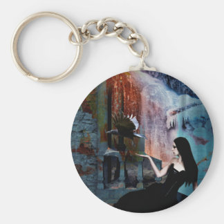 IN HER SHADOW KINGDOM KEYCHAIN