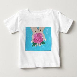 In His Hands Baby T-Shirt