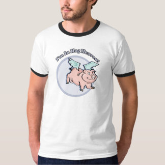In Hog Heaven Funny T-shirts Gifts
