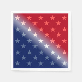 In Honor Of Veterans Day Party Paper Napkins