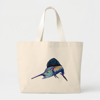 IN HOT PURSUIT LARGE TOTE BAG
